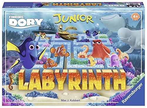 Ravensburger 21228 - Labirinto Junior alla Ricerca di Dory