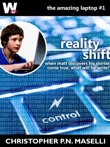 Reality Shift (1) (The Amazing Laptop) (English Edition)