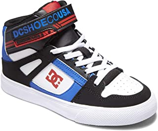 DC Shoes Pure High-Top Ev-Für Jungen, Basket Garçon
