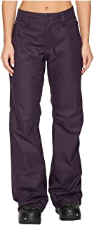 The North Face Sally Pants Dark Eggplant Purple Women's Outerwear