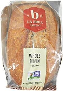 La Brea Bakery Wholegrain Loaf, 18 oz (Baked Fresh)