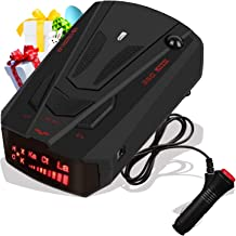 $36 » [2021 New Version] Radar-Detector-for-Cars,Laser Radar Detector Voice Prompt Speed,Vehicle Speed Alarm System,LED Display,...