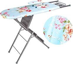 Can Iron The Ladder, Multifunction Collapsible Ironing Table Home Living Room Storage Room Ironing Board Size: L125*W34*H...