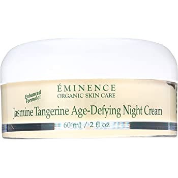 Eminence Jasmine Tangerine Age Defying Night Cream, 2 Ounce