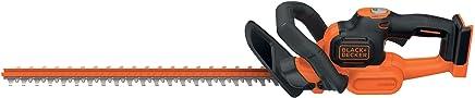 Black+Decker - Cortasetos 36V, 55 cm sin cargador y batería