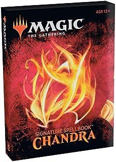 MTG Magic The Gathering Signature Spellbook Chandra Limited Edition Set - 9 Cards