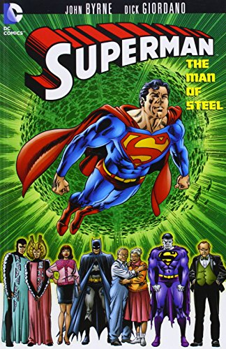 Superman: The Man of Steel VOL 01