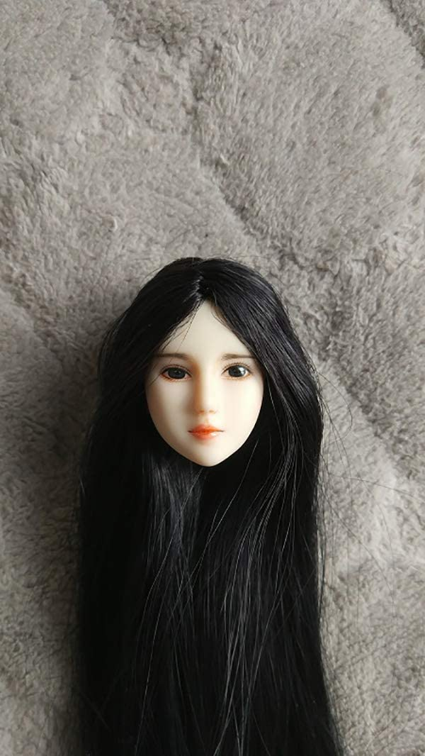 HUAXUE Ranking TOP4 1 Fresno Mall 6 Scale OB Female Sculpture 12-inch for Head Suitable