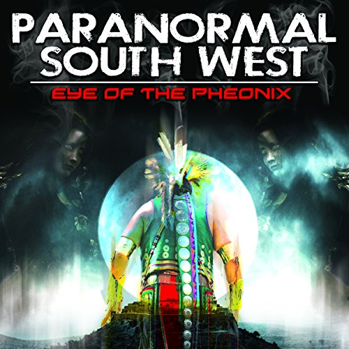 Paranormal South West audiobook cover art