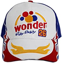 Ricky Bobby Cap #26 Wonder Bread Talladega Nights Hat, Mix, One Size