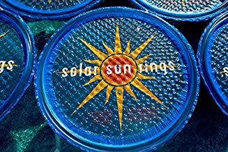SOLAR SUN RING POOL SPA HEATER 21,000 BTU COVER HEATING