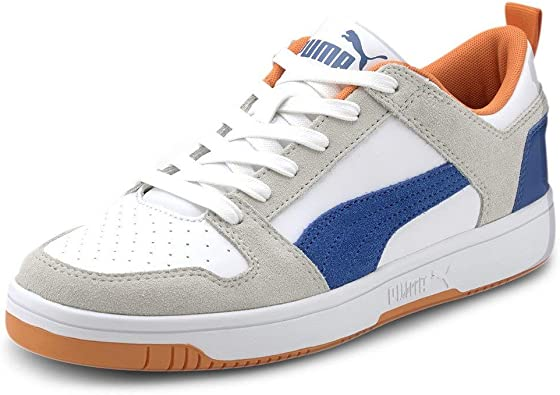 Amazon.com | Puma Unisex Rebound Layup LO SD Sneaker | Fashion ...