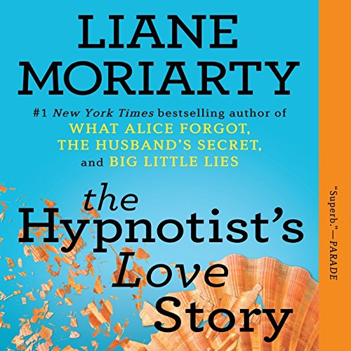 The Hypnotist's Love Story audiobook cover art