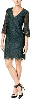 Womens Avenue Lace Sheath Cocktail Dress