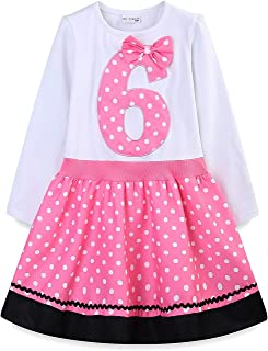 birthday dress for 6 year old