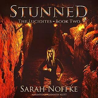 Stunned audiobook cover art