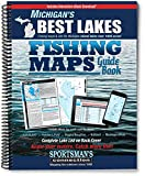 Michigan s Best Lakes Fishing Maps Guide Book
