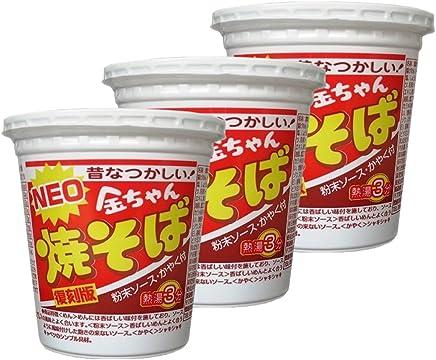 徳島製粉 NEO金ちゃん焼そば 復刻版84g×3個