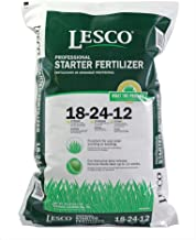 Lesco Professional, 50 LB, 12,000 SQFT Coverage, 18-24-12