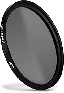 CELLONIC   Neutral-density Filter ND8 compatible with Tokina 80-400mm ...