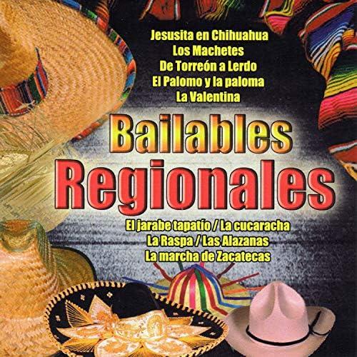 Bailables Regionales