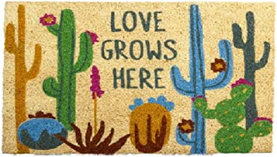 Karma Gifts, Cactus Welcome Mat