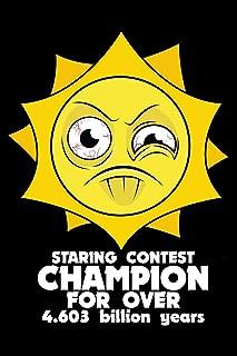 staring contest champion