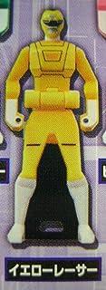 レジェンド戦隊 レンジャーキー 04 イエローレーサー 単品 ガシャポン版