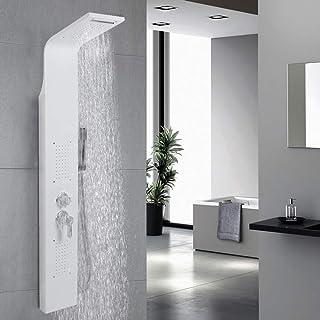 Colonne de douche blanche Imex Danemark blanc BDR031-BL