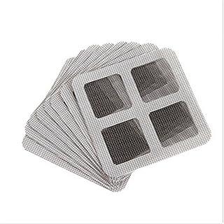 KLUMA 網戸のステッカー 網戸補修シート  網戸パッチ 3枚セット 網戸の簡単補修 蚊を防ぐ ステッカード パッチ壊れた穴を修復する