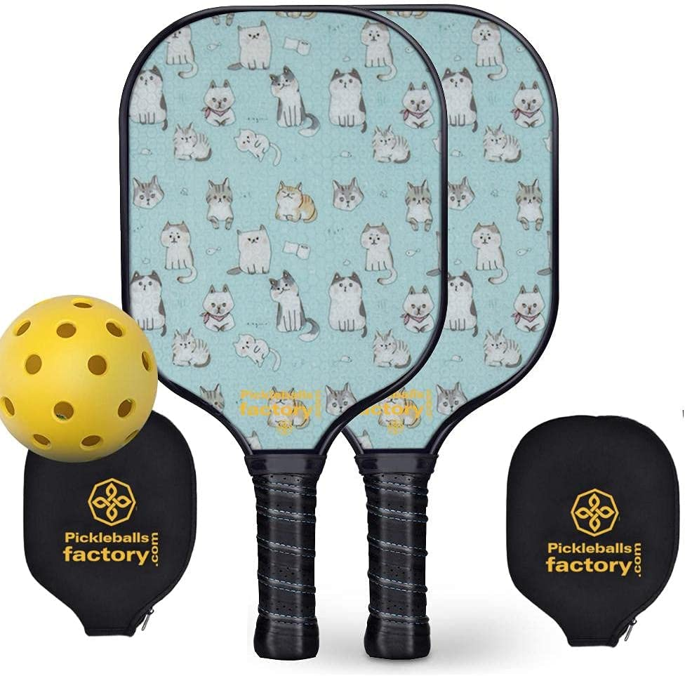 Pickleball Max 61% OFF Rackets Paddle PET Pickle Love Raqu In stock Ball