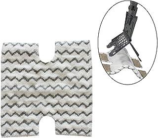 2 Pack Shark Rectangle Pads LAMASA 2Pack Steam Mop Pads Replacement for Shark Lift-Away /& Genius Steam Pocket Mop S3973D S6002 S5003D S6001 S6003 S5001 S5002 S3973WM