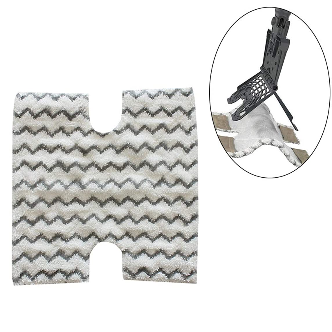 1PC Microfiber Mopping pad Replacement for Shark Genius Steam Mop S3973 Series