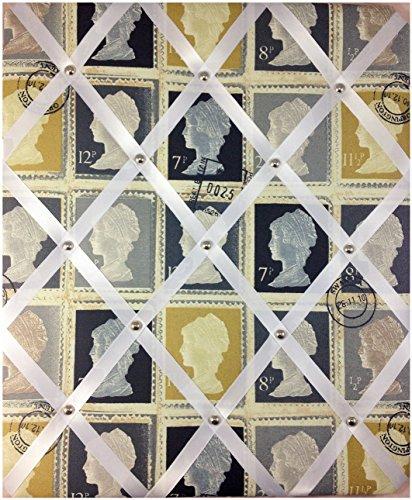 Tableaux d'affichage, Memo Planches, ruban grand format 40 x 48 cm philatélique cm Décoration murale