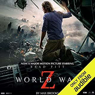 World War Z                   By:                                                                                                                                 Max Brooks                               Narrated by:                                                                                                                                 Christopher Ragland,                                                                                        Rupert Farley,                                                                                        Nigel Pilkington,                   and others                 Length: 13 hrs and 56 mins     3,418 ratings     Overall 4.4