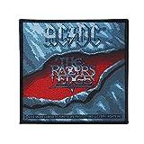 AC/DC ACDC - Patch Aufnäher The Razors Edge 10x10cm