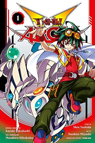 Yu-Gi-Oh! Arc-V, Vol. 1: The Name Is Phantom!! (English Edition)