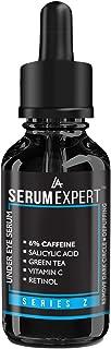 Serum Expert Seriez Z: Under Eye Serum with Caffine, Green Tea, Vitamin C And Retinol for Removing Dark Circles, Depuffing...