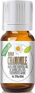 Chamomile Essential Oil - 100% Pure Therapeutic Grade Chamomile Oil - 10ml