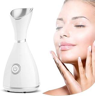 Facial Steamer Nano Face Steamer Hot Mist Hydraterende met 65 ml watertank voor diepe hydratatie Home Spa Verjonging Huidr...