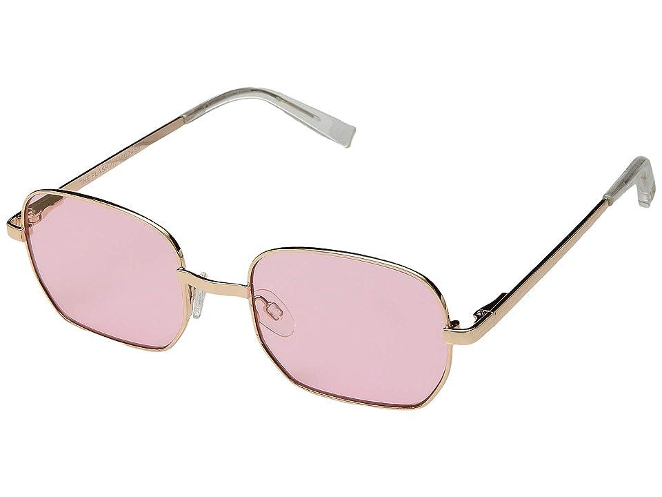 Le Specs The Flash (Bright Gold) Fashion Sunglasses
