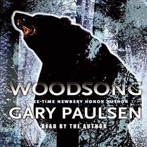 Woodsong audiobook cover art