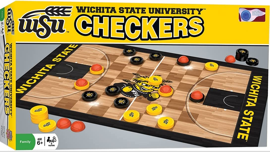 service Manufacturer OFFicial shop Wichita State Checkers