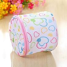 New Useful Mesh Net Bra Wash Bag Zipper Laundry Bags Washing Home Use Mesh Clothing Underwear Organizer Washing Bags Bath ...