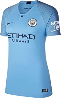 NIKE Manchester City Home Womens Jersey 2018/2019