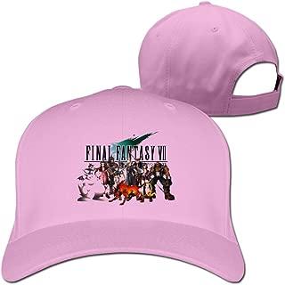 BAI XUE Final Fantasy VII Poster Adjustable Baseball Hat