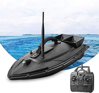 大漁 釣り 道具 魚群探知機 餌と餌 500mのインテリジェントリモコン漁船 強力な操縦 釣り愛好家に最適