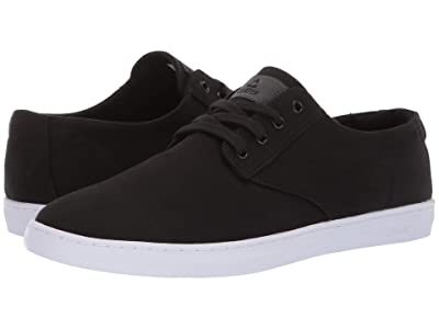 TravisMathew Kruzers (Black/White) Men