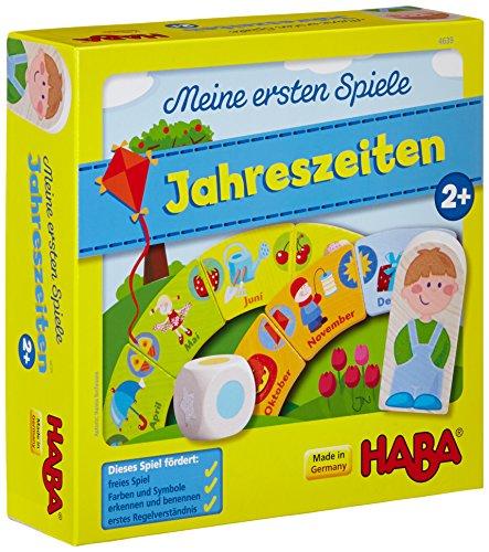 HABA 4639 - Meine ersten Spiele-Jahreszeiten