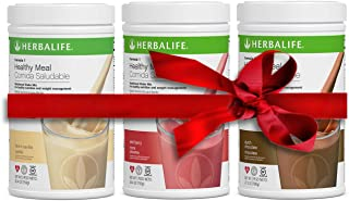 Herbalife Formula 1 Nutritional Shake Mix 750g (3 pack) Combination, Buy 3 and Save !!! PLEASE READ in the details what flavors and How To Order!.
